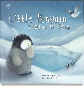 Little Penguin Learns to Swim,Eilidh Rose,Good Book mon0000095082