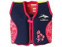 Girls swim gear
