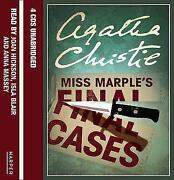 Agatha Christie Miss Marple