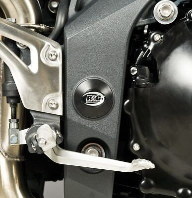 RG FRAME PLUG TRIUMPH SPEED TRIPLE 2013 FI0034BK BLACK
