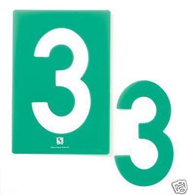 Number Stencils   eBay