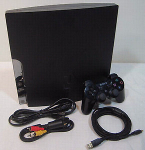 PS3 Slim. Like new. Huge PS3 game collection and Accessories