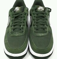Nike Air Force 1 - New - Size 12 - green suede