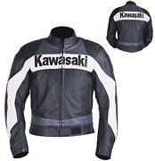 Kawasaki Leather Jacket