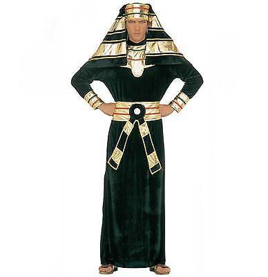 PHARAO HERREN KOSTÜM  Gr. M  48 - 50 Ägypten Ägypter König Herrscher ()