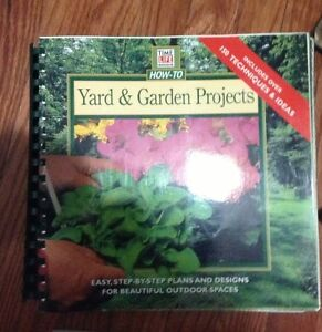 Gardening books for sale