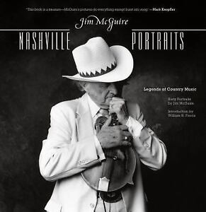 Nashville-Portraits-Legends-of-Country-Music-by-Jim-McGuire-2007-Hardcover
