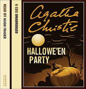 Hallowe'en Party: Complete & Unabridged by Agatha Christie (CD-Audio, 2003)