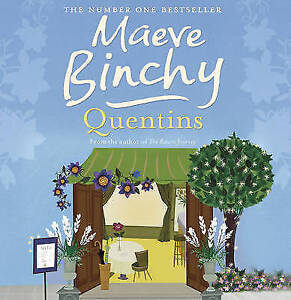 Quentins-by-Maeve-Binchy-CD-Audio-2002-read-by-Kate-Binchy-NEW-SEALED