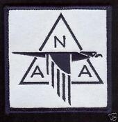 North American Aviation Pin