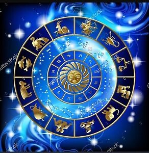 Astrologer and psychic
