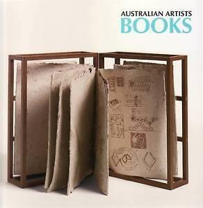 AUSTRALIAN ARTISTS BOOKS by Alex Selenitsch (Paperback, 2008)