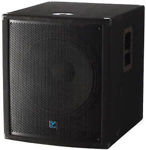 **SPECIAL** YORKVILLE YX18SPC - POWERED SUBWOOFER **SPECIAL**
