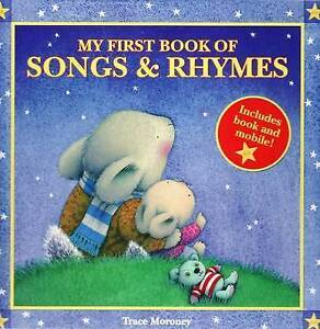 My First Book of Songs and Rhymes by Bonnier Publishing Australia (Hardback,...