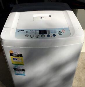 Wash machine in manly area nsw washing machines dryers lg top loader washing machine fandeluxe Gallery