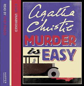 Murder is Easy: Complete & Unabridged, Christie, Agatha, New Book