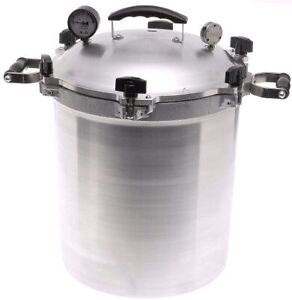 Wanted: pressure cooker / canner