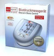 Blutdruckmessgerät Oberarm Aponorm
