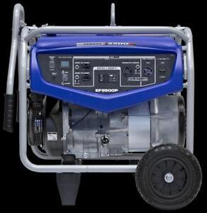 BRAND NEW 5500 Watt Yamaha Generator