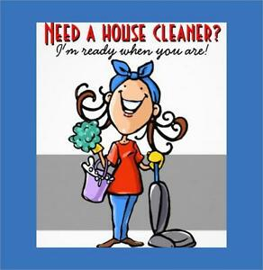 House Cleaning Services Available Peterborough Peterborough Area image 1