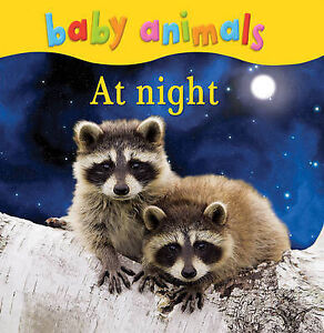 Baby Animals: At Night by Kingfisher (Board book, 2010)