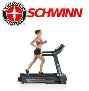 NEW SCHWINN JOURNEY 8.0 TREADMILL - 128045979