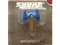 NEW SEALED Shure Whitelabel White Label N-WHLB-Z Replacement Stylus 2x available priced each
