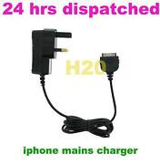 UK Mains Charger for iPod