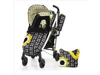 Cosatto millie mollie stroller barley used