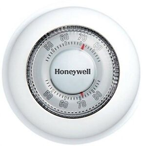 Honeywell CT87K The Round Heat Only Manual Thermostat