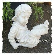 Boy Girl Garden Ornaments