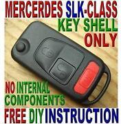Mercedes SLK Key