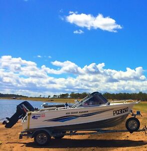 QUINTREX 435 Coast Runner Toowoomba Toowoomba City Preview