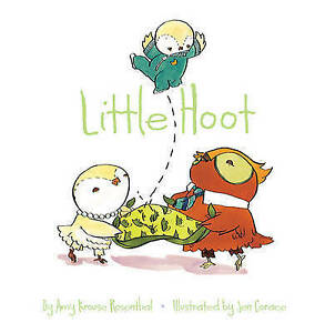 Little Hoot By Rosenthal, Amy Krouse