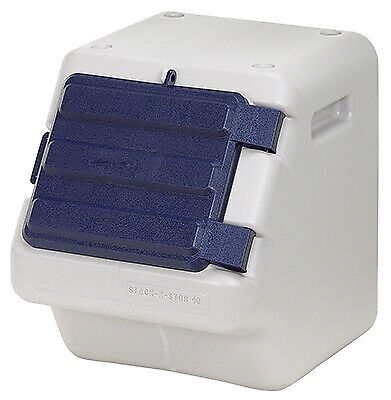 Stack-N-Store Pet Food Container, Holds 25 to 30-Lbs.