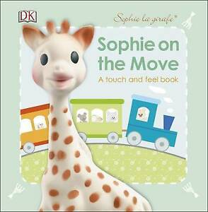 Sophie La Girafe Sop (Board Book)  BOOK NEW