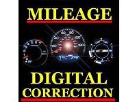 Mileage correction Northamptonshire mobile service