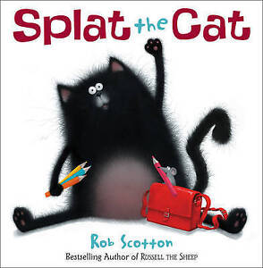 Splat the Cat-ExLibrary