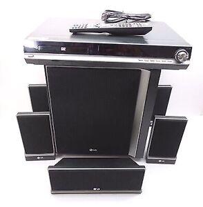 LG Home theater DVD surround sound system Windsor Region Ontario image 1
