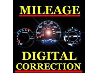 Milage / Odometer Correction Services