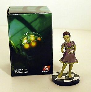 Bioshock 2 Little Sister Figure - Brand new