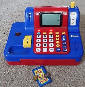Learning Resources Cash Register toy