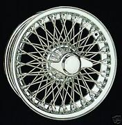 MG Wire Wheels
