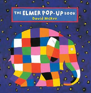 The Elmer Pop-Up Book, McKee, David | Hardcover Book | Acceptable | 978086264673