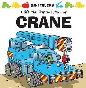 Mini Trucks: Crane,Terry Burton,New Book mon0000024117