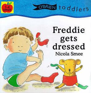 Smee-Nicola-Freddie-Gets-Dressed-OBrien-Toddlers-Book