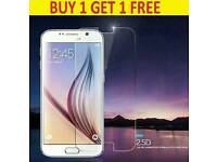 Samsung Galaxy S6 Tempered Glass Film Screen Protector