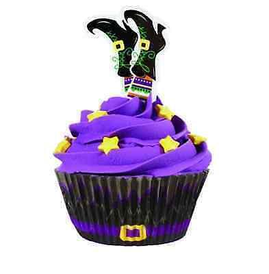 Wilton Witch Cupcake Decorating Kit on eBay