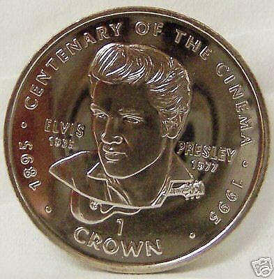 Elvis Commemorative Coin Ebay