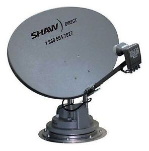 SHAW DIRECT RV SATELLITE SYSTEM